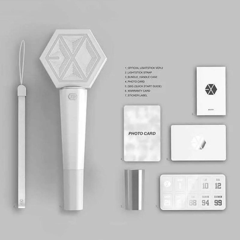 Exo Gift: Light Sticks Concert Light Stick