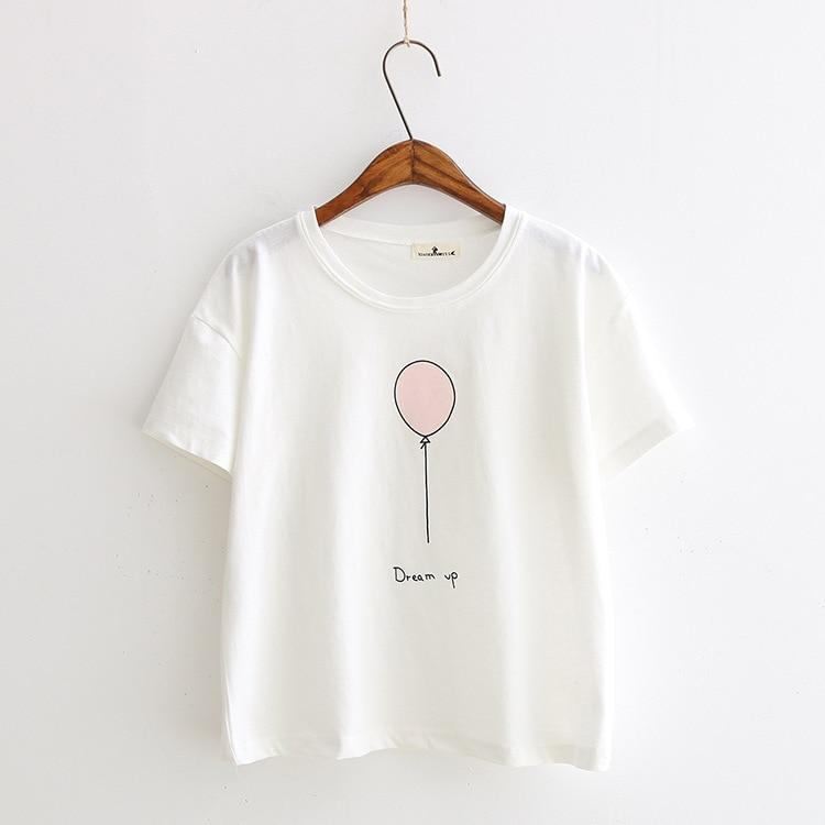 K-Style Apparel: T-Shirts, Tops Dream Up Balloon T-Shirt