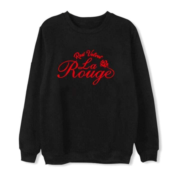 Red Velvet Apparel: Hoodies, Sweatshirts La Rouge Concert Sweatshirt | Multiple