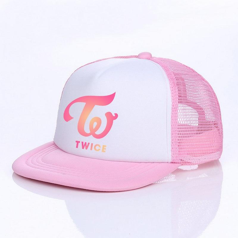 Twice Accessories: Hats Logo Snapback YF03316