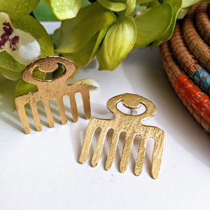 Duafe Earrings