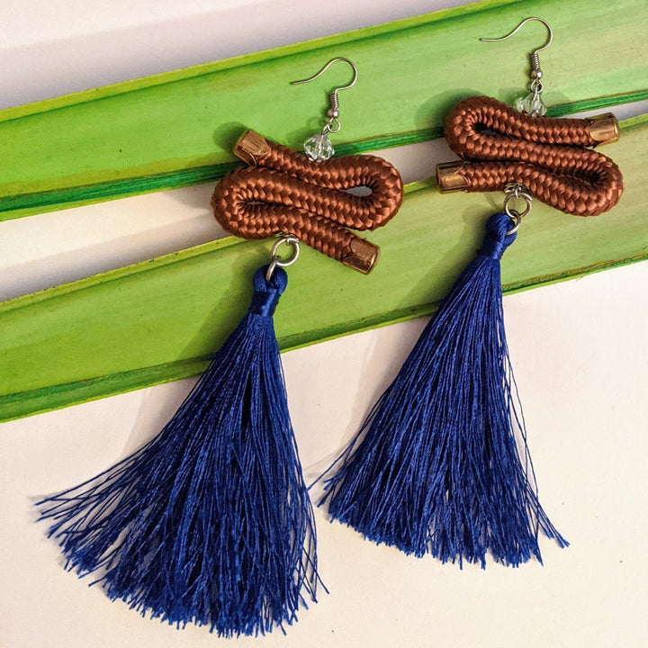 Nyasha Tassel Earrings