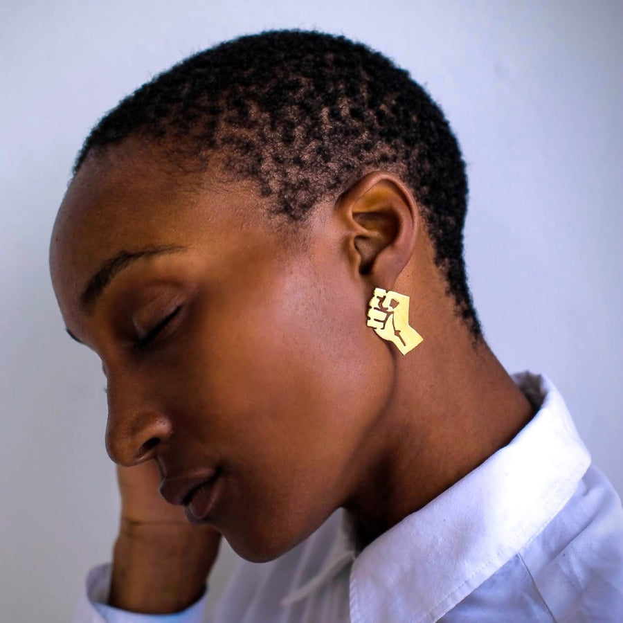 Amandla Earrings