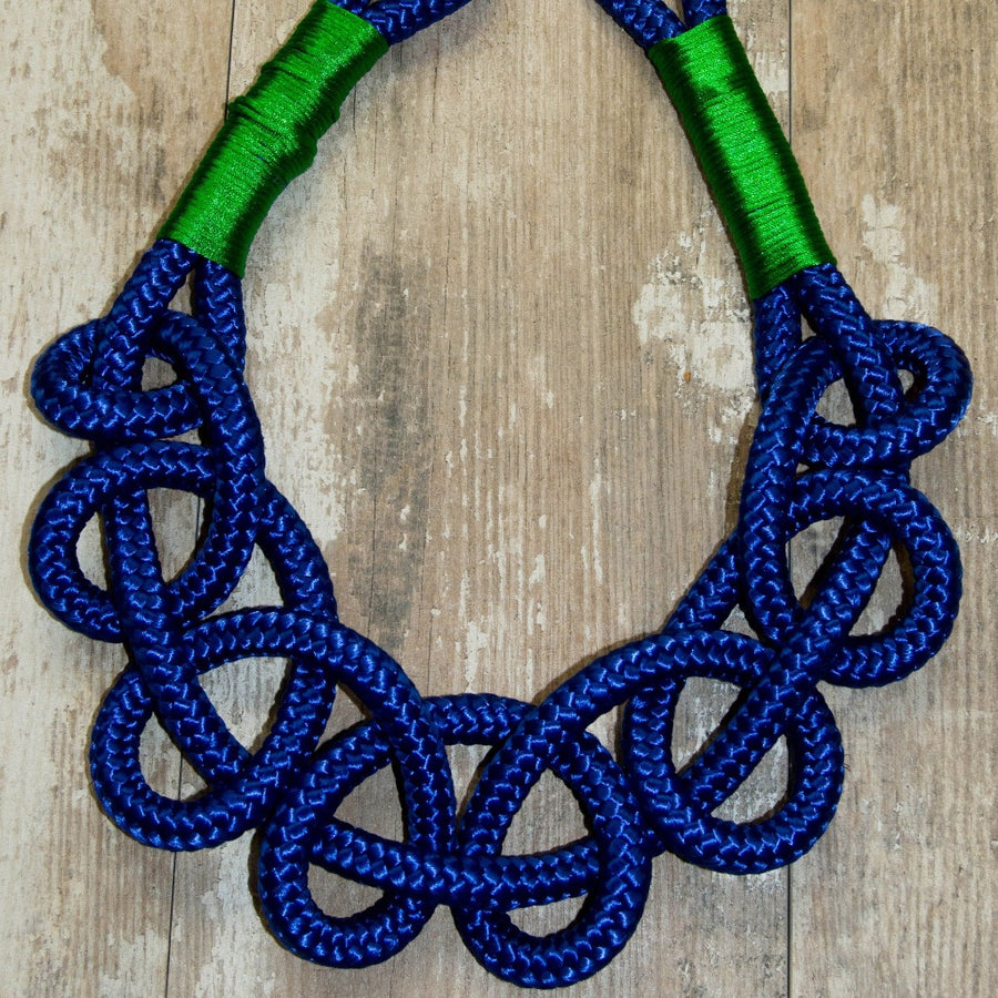 Funani Bib Necklace