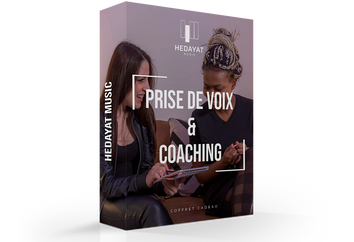 Séance d'enregistrement et coaching vocal