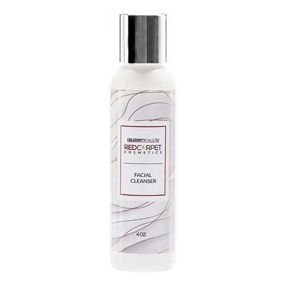 The Celebrity Page TV RED CARPET - Facial Cleanser