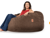 Cordaroy Full Size Bean Bag Chair- From ABC's Shark Tank!