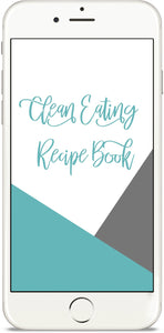 Digital Clean Eating Recipe Book