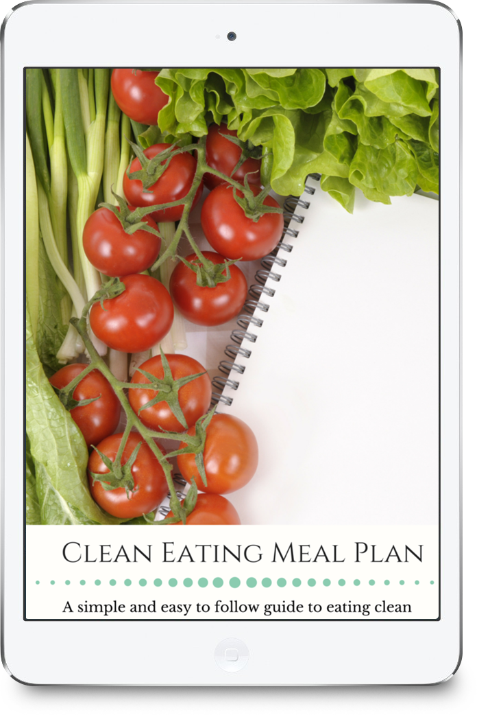 21 Day Clean Eating Meal Plan