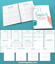 Fit Life Planner TM (Physical)