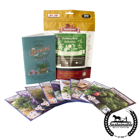 Culinary Herb Seed Collection