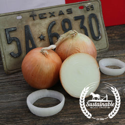 Texas 1015 SuperSweet Onion Seeds - Non-GMO Vegetables