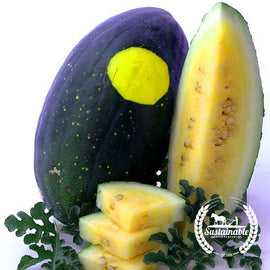 Moon & Stars Yellow Flesh Watermelon Seeds