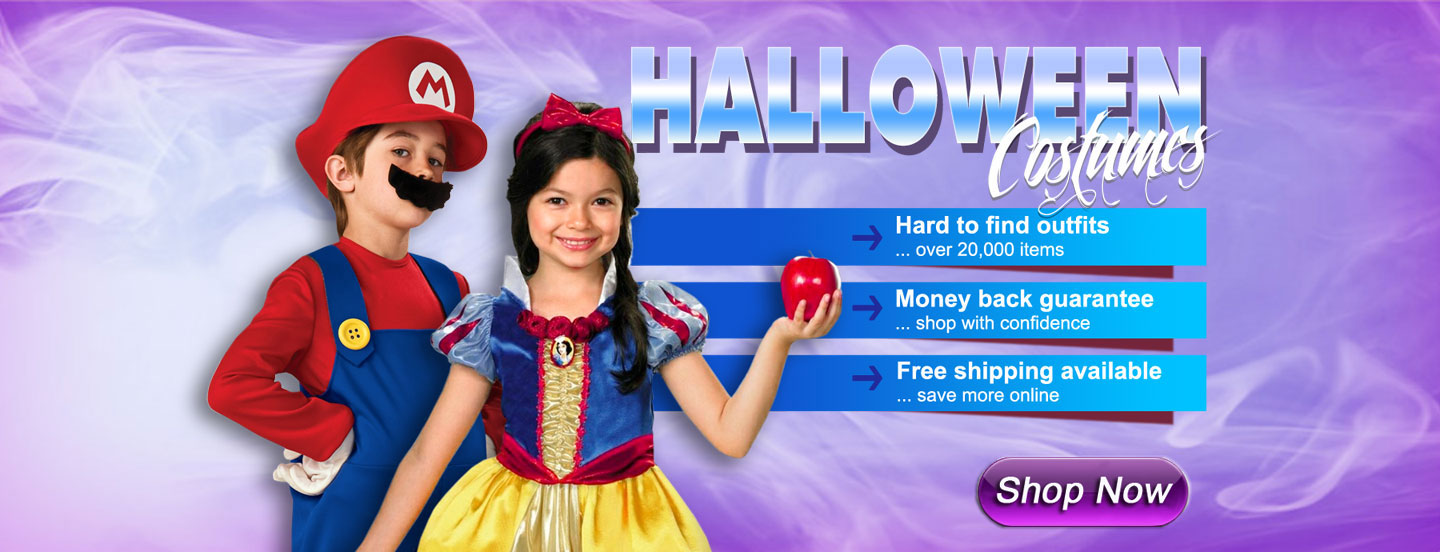 Boys Halloween Costumes, Girls Halloween Costumes