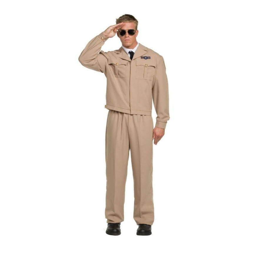 40s Male High Flyer One Size - adult halloween costumes halloween costumes male