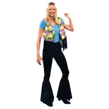 70s Fringed Vest - 60s - 70s Costume adult halloween costumes female Halloween