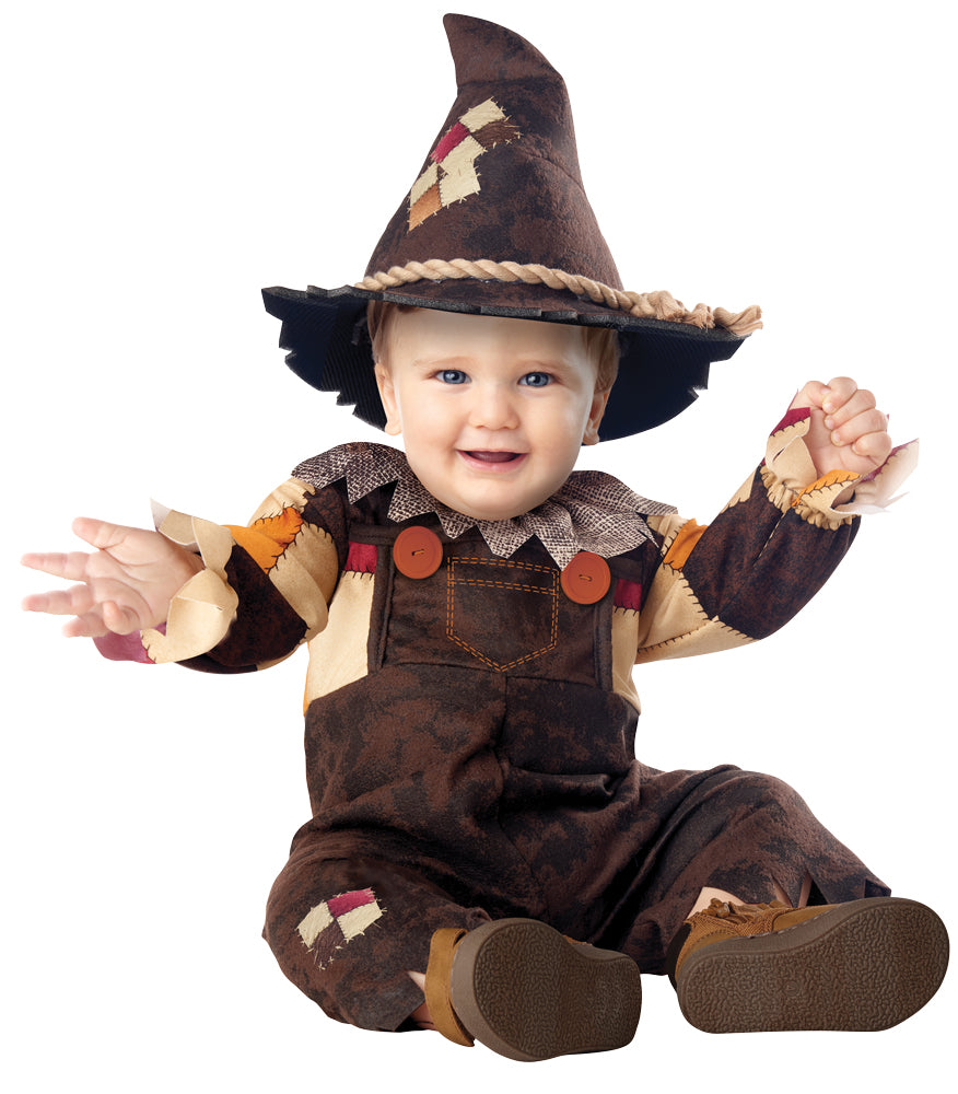 Happy Harverst Scarecrow Toddler Costume 3-4T