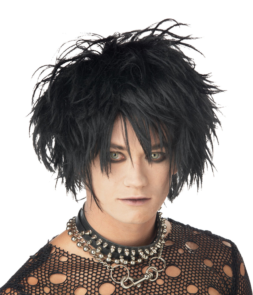 Halloween Costumes, Midnight Fiend Adult Wig, Wigs & Hair Costume