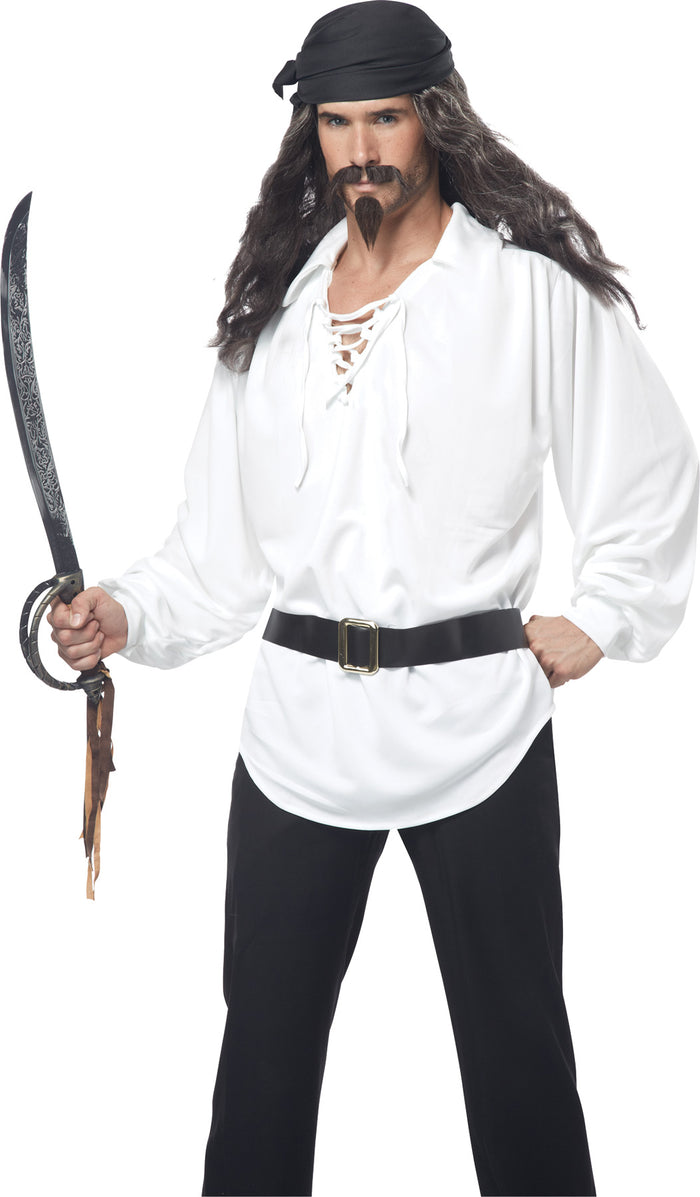 Halloween Costumes, Pirate Adult Wig, Pirate Costume, Wigs & Hair Costume