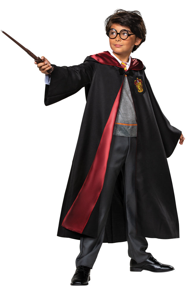 Harry Potter Deluxe Boys Costume Lg
