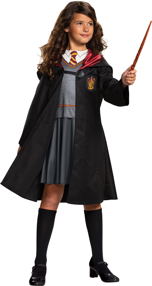 Harry Potter Hermione Granger Classic Girls Costume Md