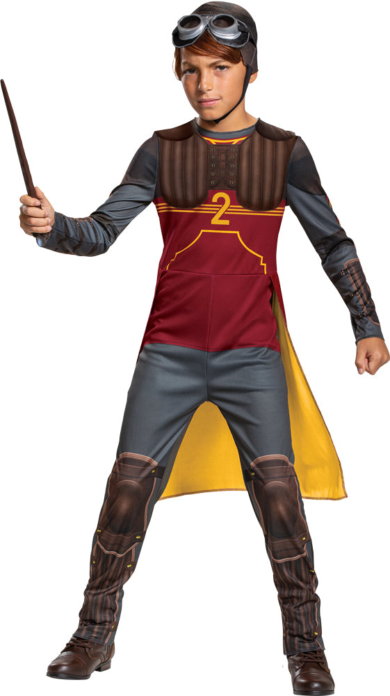 Harry Potter Ron Weasley Classic Boys Costume Md