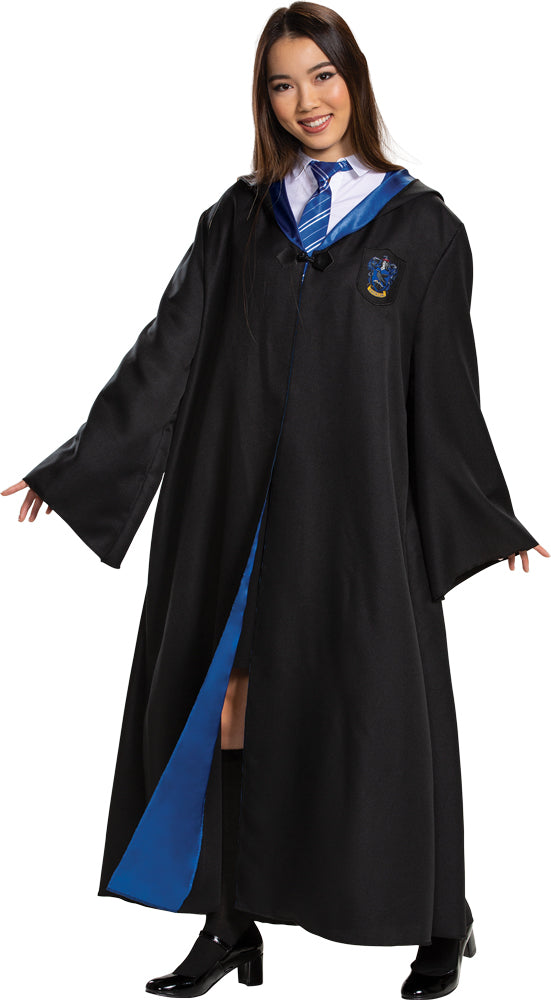 Harry Potter Ravenclaw Robe Adult Deluxe Costume Teen