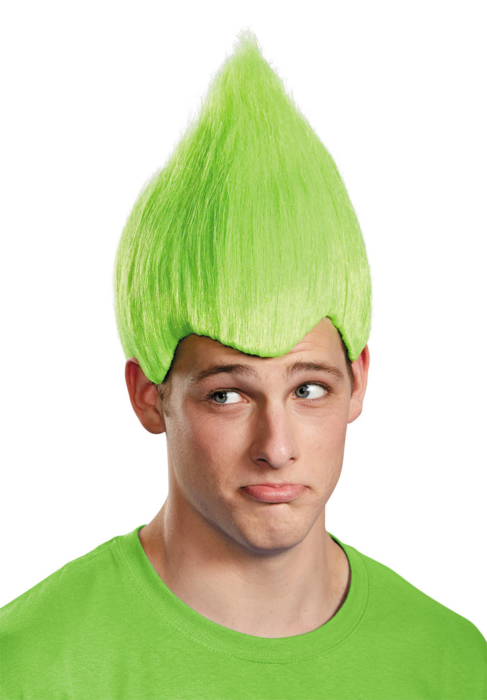 Halloween Costumes, Wacky Wig Green Adult, Wigs & Hair Costume