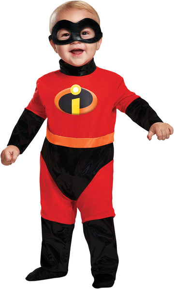Incredibles Classic Baby Costume