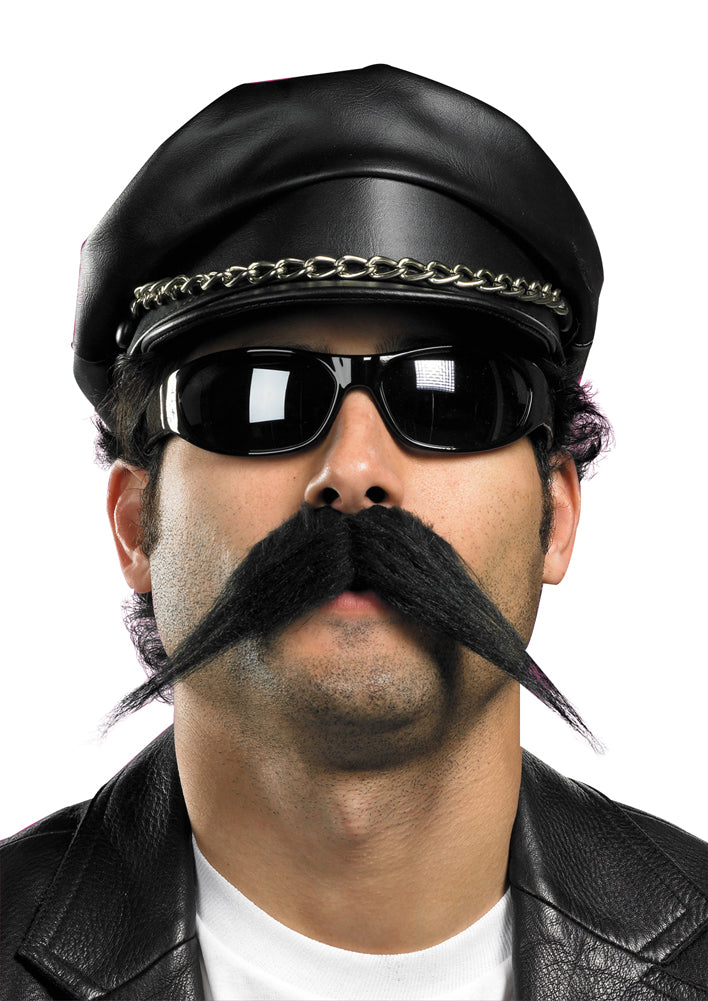 Biker Moustache, Halloween Costumes, Mustache & Beards Costume