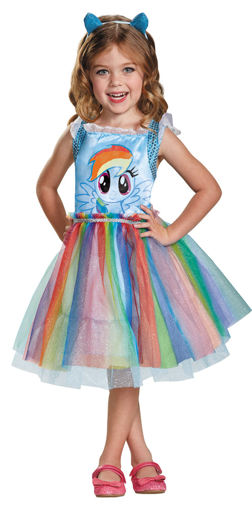 My Little Pony Rainbow Dash Classic Toddler Costume 2T