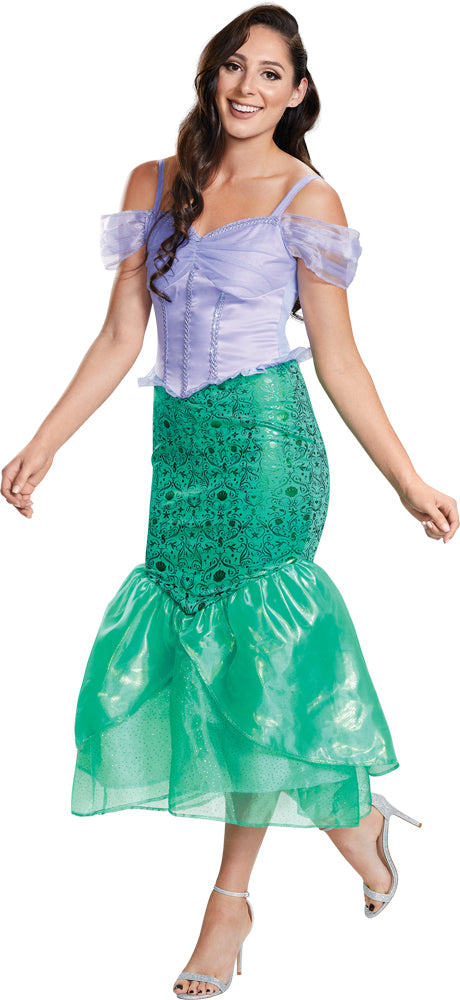 Ariel Deluxe Womens Costume Sm