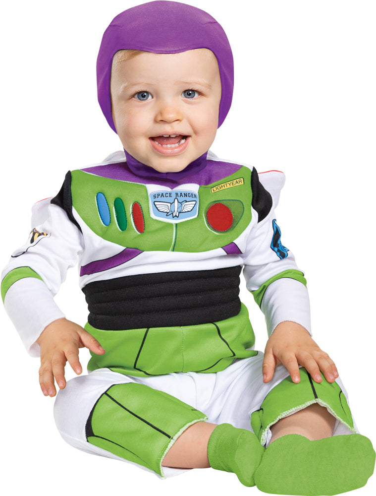 Buzz Lightyear Costume, Buzz Lightyer Deluxe Toddler Costume 12-18 Months, Halloween Costumes, Toddler Costumes