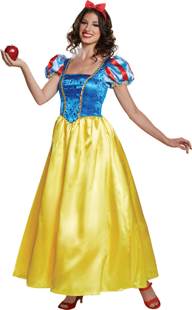 Snow White Deluxe Womens Costume Sm