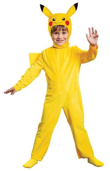 Pikachu Toddler Costume 3-4T