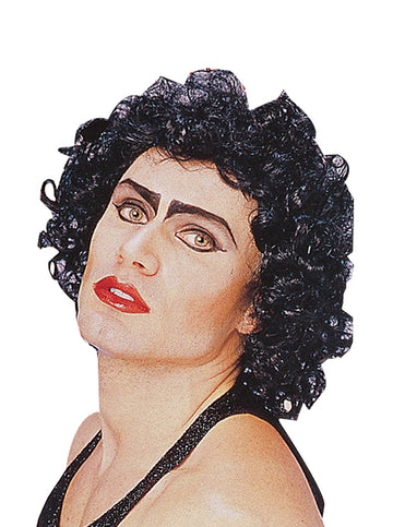 Rocky Horror Picture Show Costume, Wigs & Hair Costume, Frank N Furter Wig, white wig, Halloween Costumes