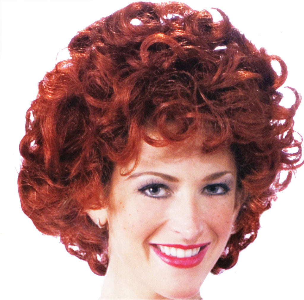 Annie Adult Wig, Halloween Costumes, white wig, Wigs & Hair Costume