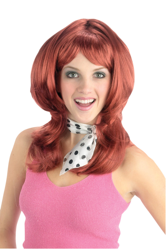 Halloween Costumes, Mod Wig, white wig, Wigs & Hair Costume