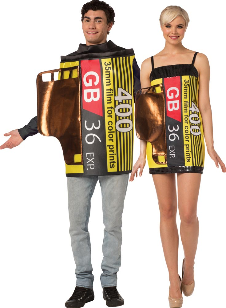 Film Tunic & Dress Adult Couples Costume