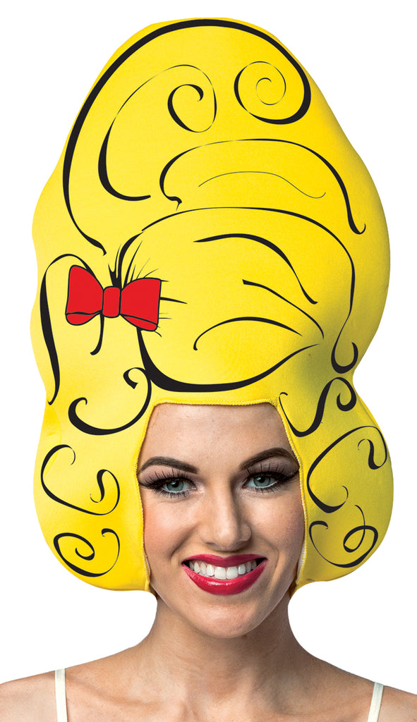 Comic Wig Behive, Funny Costume, Halloween Costumes, Wigs & Hair Costume
