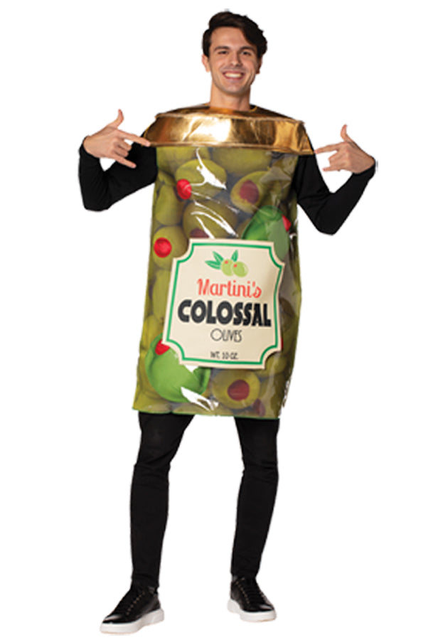 Olive Jar Mens Costume