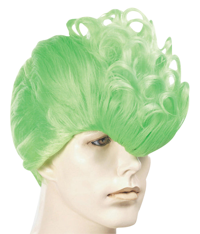 Wigs & Hair Costume, Schrin Boy Green Wig, Halloween Costumes