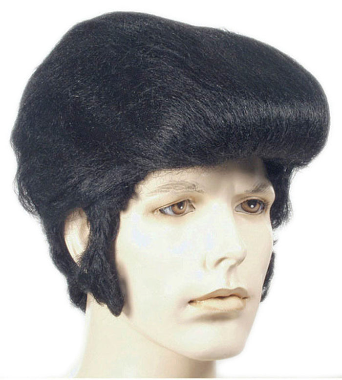 Elvis Better Spec Black Wig, Elvis Costume, Halloween Costumes, Wigs & Hair Costume