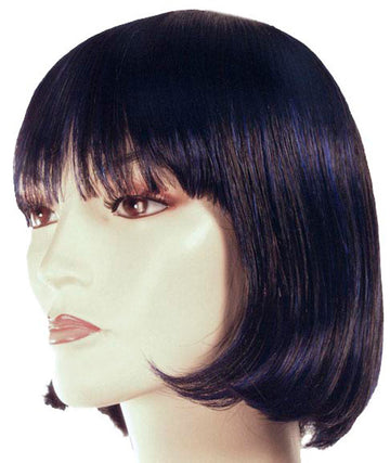 China Doll Dark Green Wig, Halloween Costumes, Wigs & Hair Costume