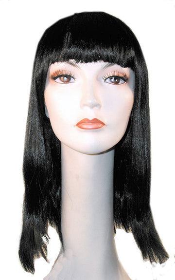 Cleo Blunt Light Green Wig, Halloween Costumes, Wigs & Hair Costume