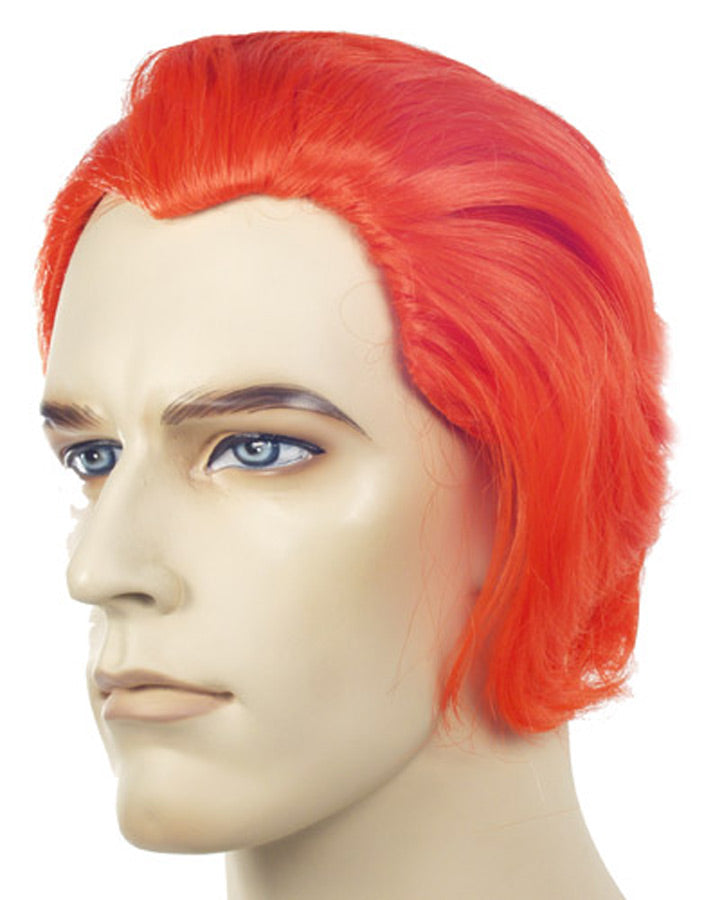 Dracula Red Wig, Gothic & Vampire Costume, Halloween Costumes, Wigs & Hair Costume