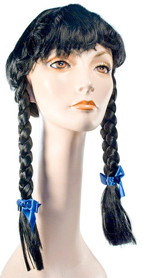 Braided Special Black Wig, Halloween Costumes, Wigs & Hair Costume