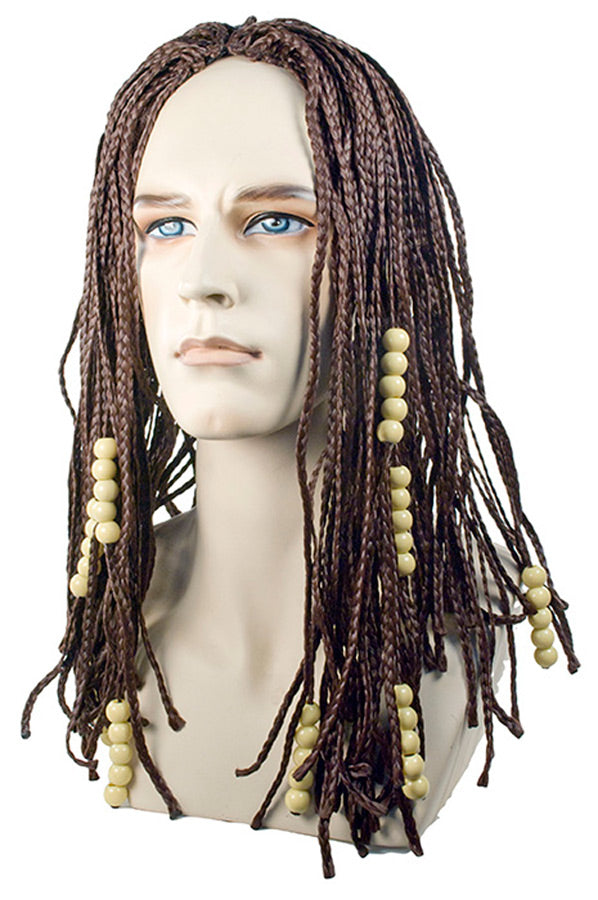 Avtar Brown Wig, Halloween Costumes, Wigs & Hair Costume