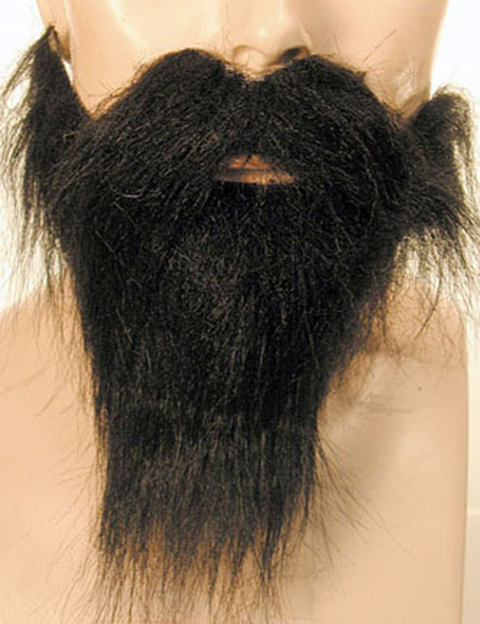 Beard Mustache Set Black Wig, Costume Makeup Costume, Halloween Costumes, Wigs & Hair Costume