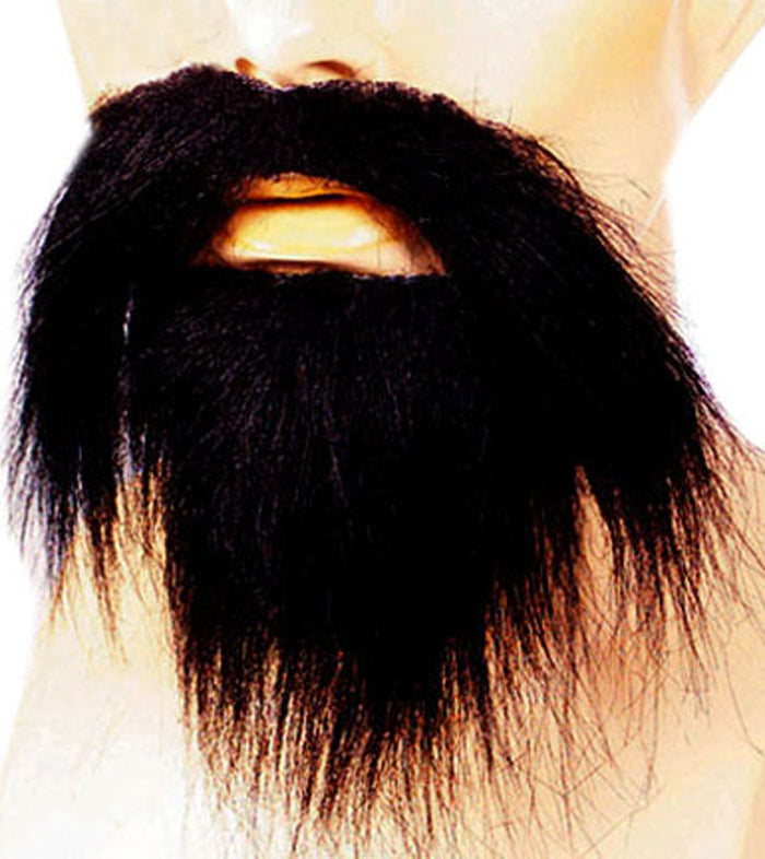 Beard Mustache Set Ab982 Black Wig, Costume Makeup Costume, Halloween Costumes, Wigs & Hair Costume